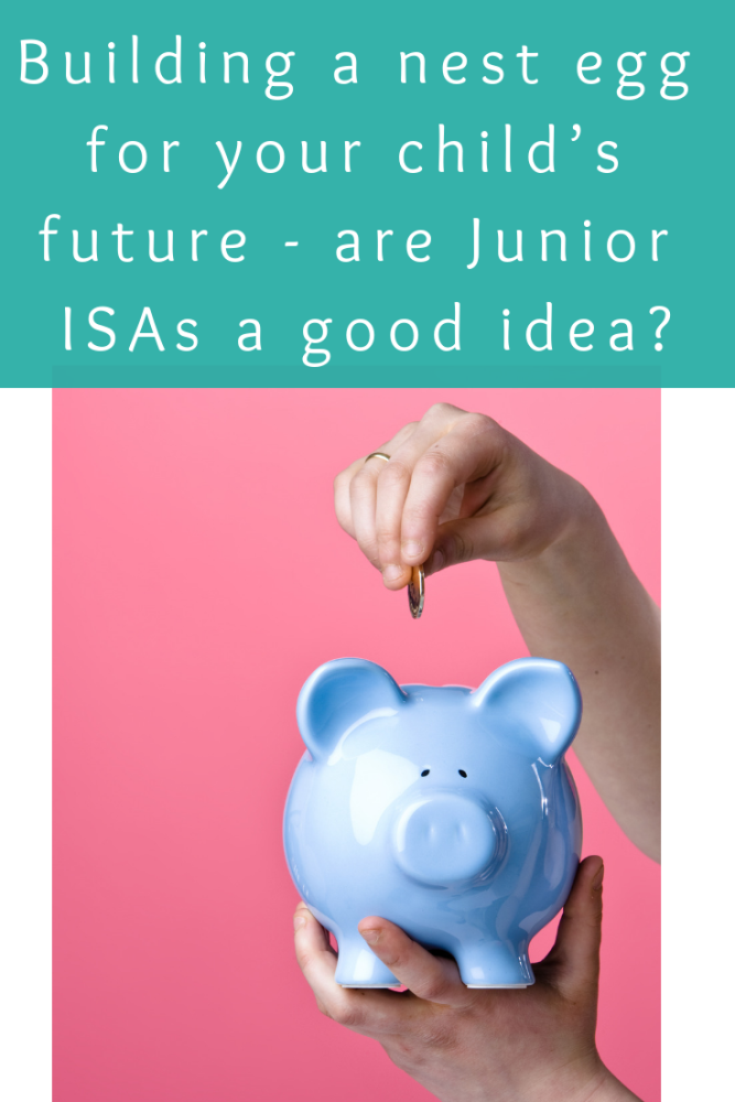 Building a nest egg for your child's future - are Junior ISAs a good idea_