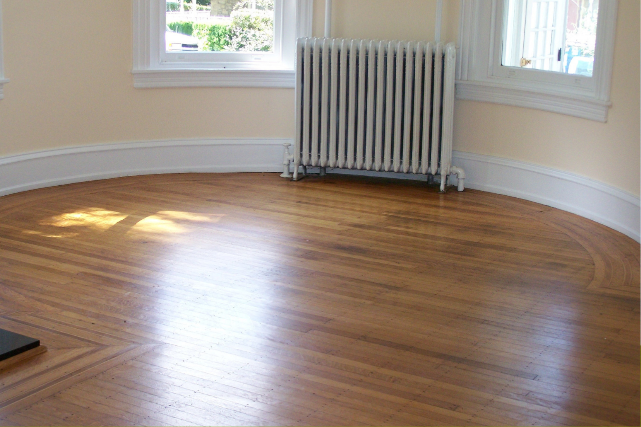 benefits of wood floor