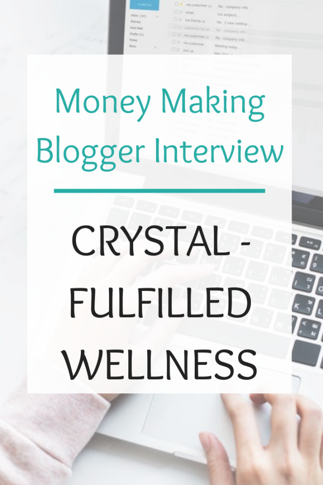 Money Making Blogger Interview - learn how to make money from your blog blo