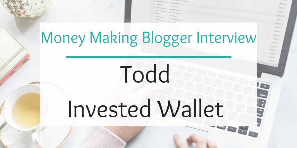 Money Making Blogger Interview