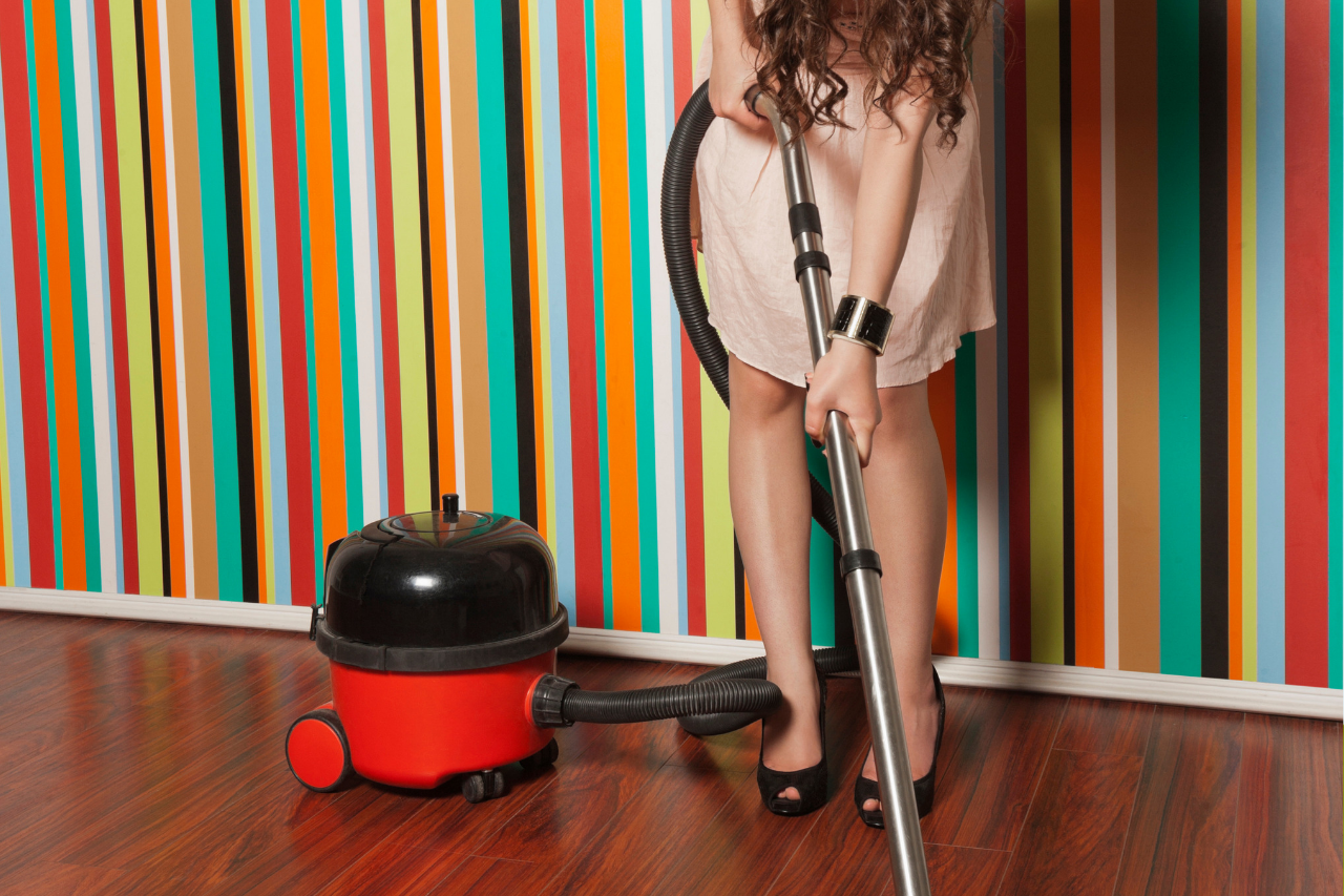 How to get rid of these boring household chores (if money was no object) (1