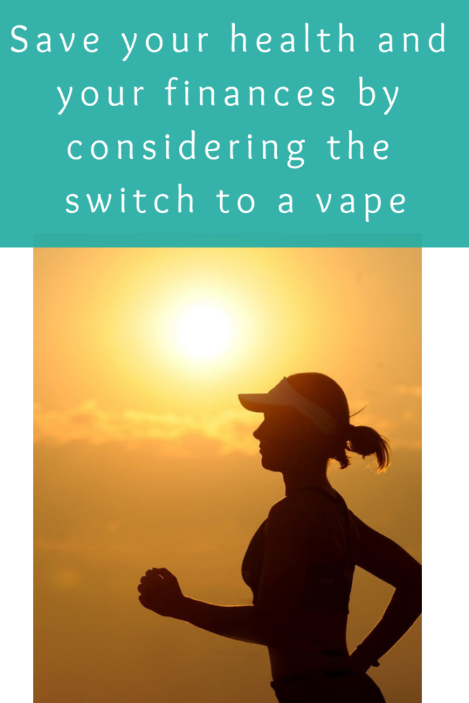 Save your health and your finances by considering the switch to a vape
