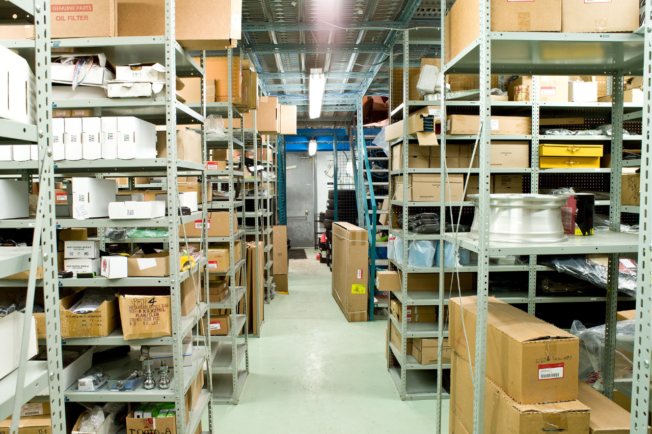 Business cost cutting tips with storage solutions