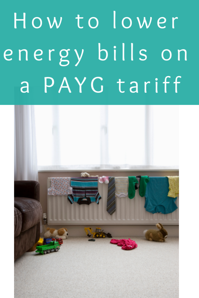 How to lower energy bills on a PAYG tariff (2)