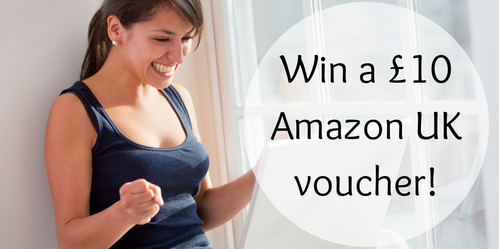 Win an Amazon UK eGift card