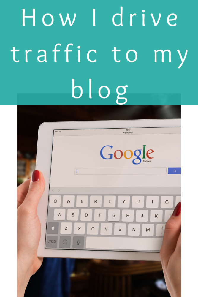 How I drive traffic to my blog (4)