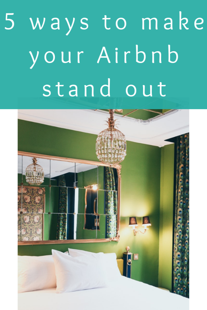 5 ways to make your Airbnb stand out