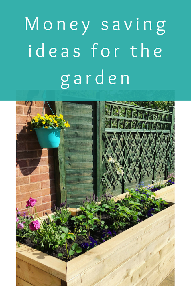 Money saving ideas for the garden