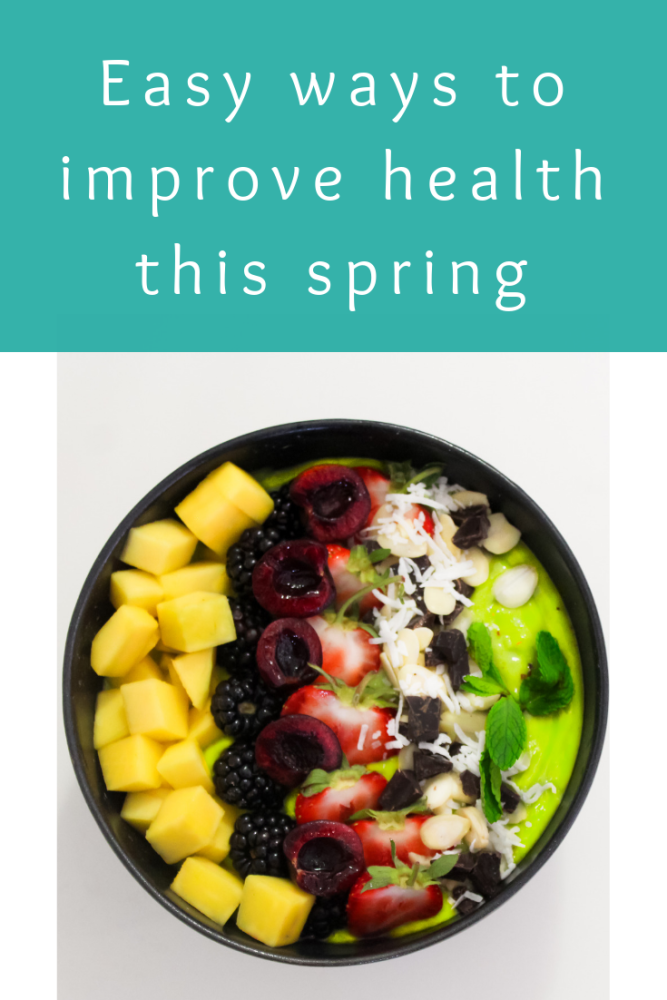 Easy ways to improve health this spring (1)