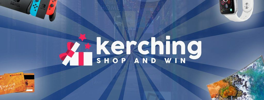 Win prizes when you shop online with Kerching