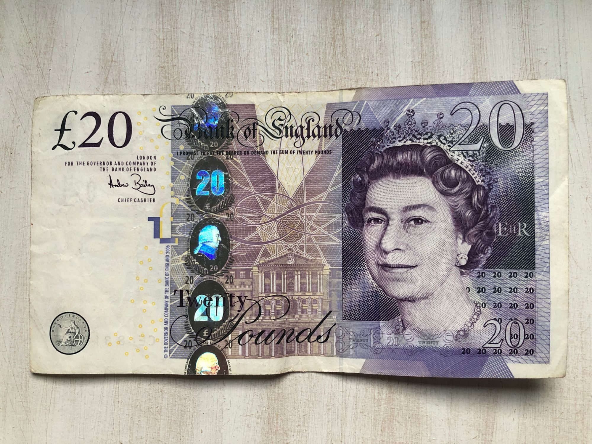 Free stock images money bloggers blog photos £20 twenty pound note