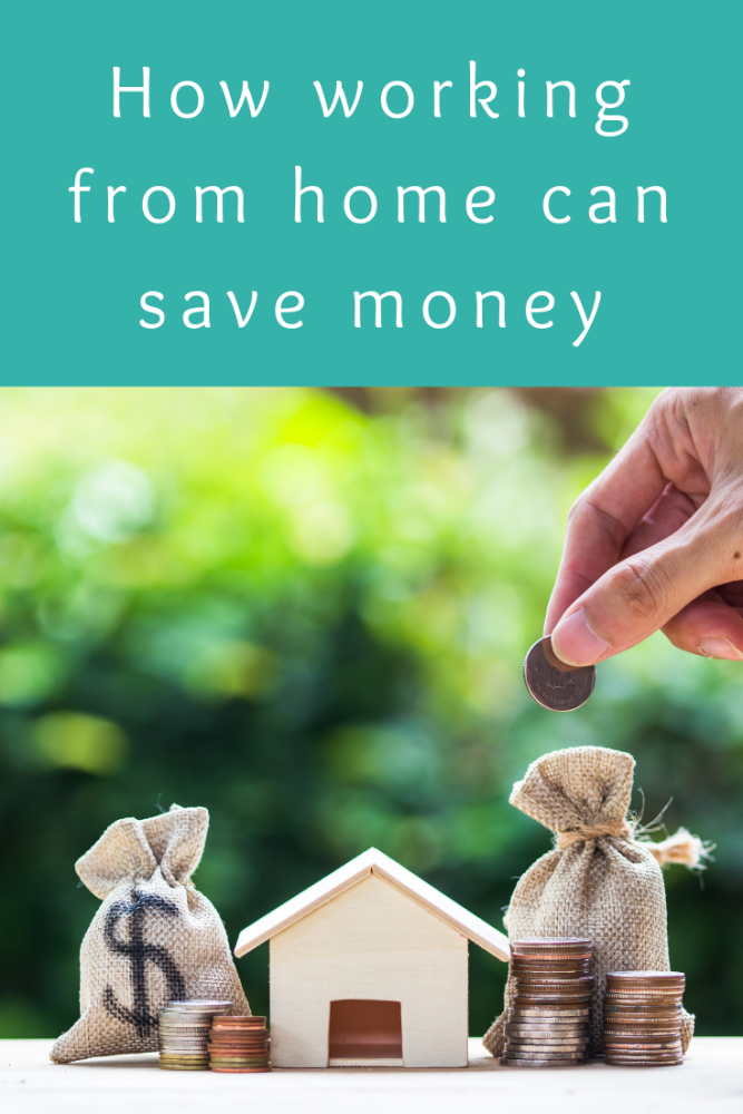 How working from home can save money (1)