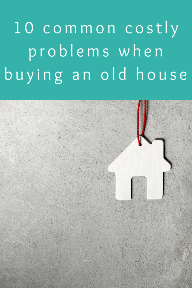 10 common costly problems when buying an old house (1)