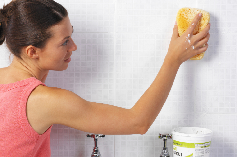 How to freshen up your bathroom on a budget (1)