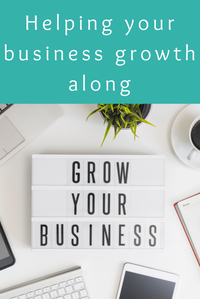 Helping your business growth along (1)