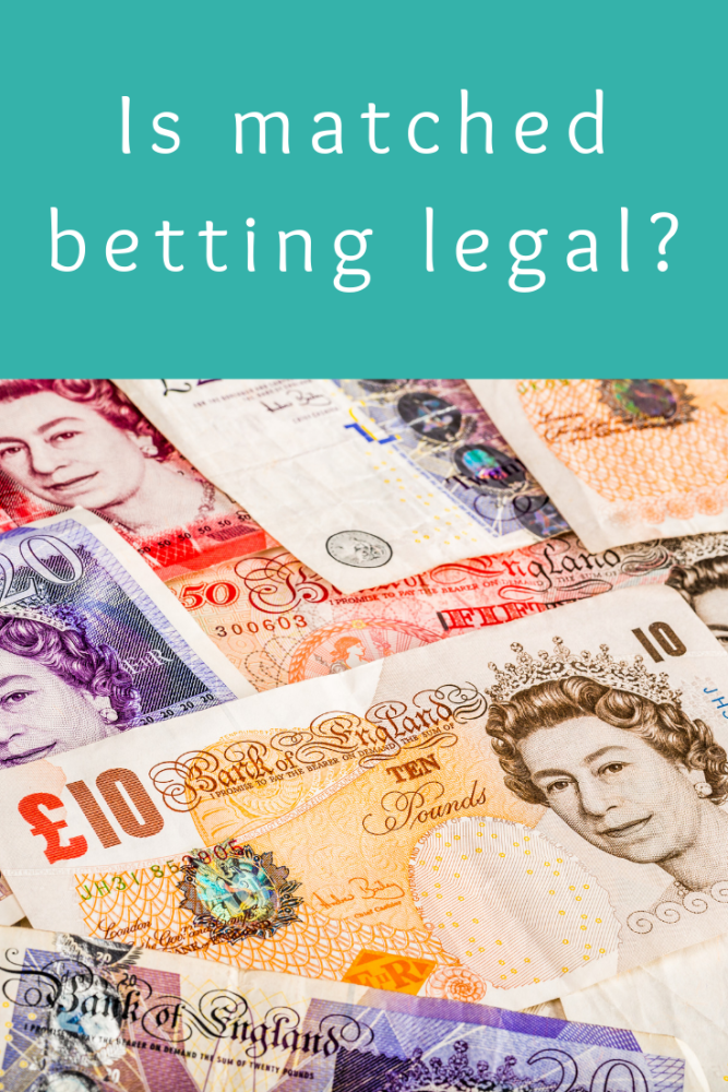Is matched betting legal_