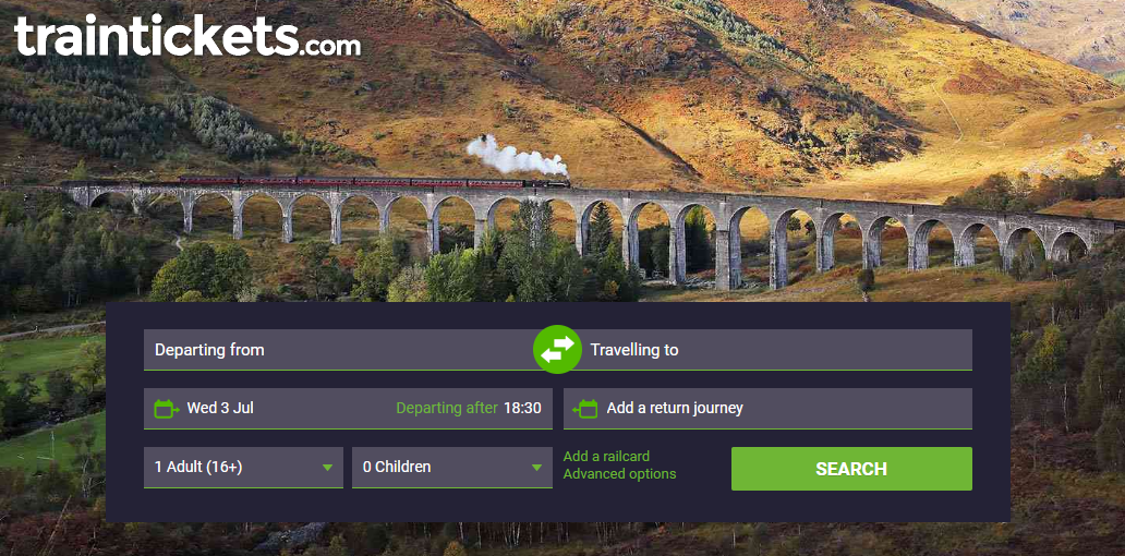 cheap split train tickets site rail UK