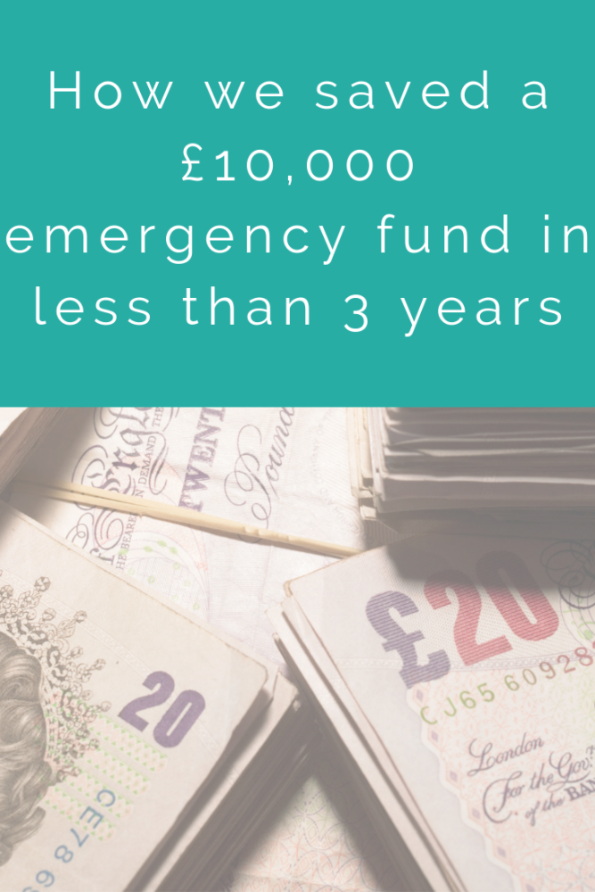 How we saved a £10,000 emergency fund in less than 3 years (5)
