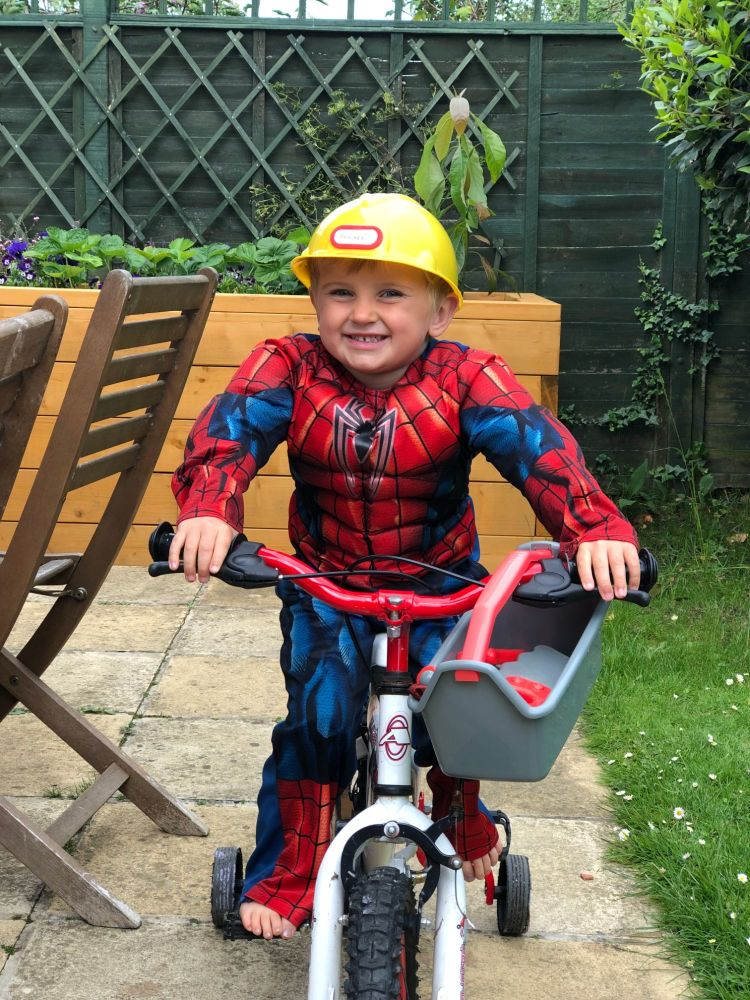 spiderman builder