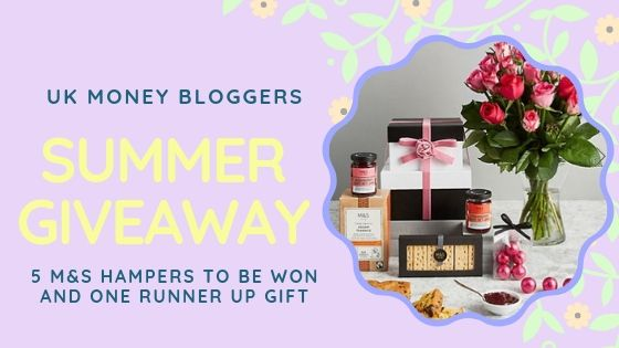 UKMB summer giveaway win one of six M&S hampers