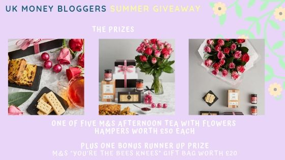 UKMB summer giveaway win one of six M&S hampers 9