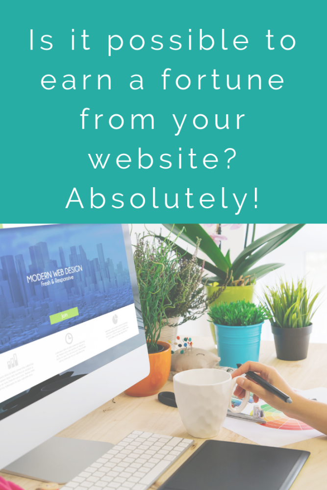 Is it possible to earn a fortune from your website_ Absolutely! (1)