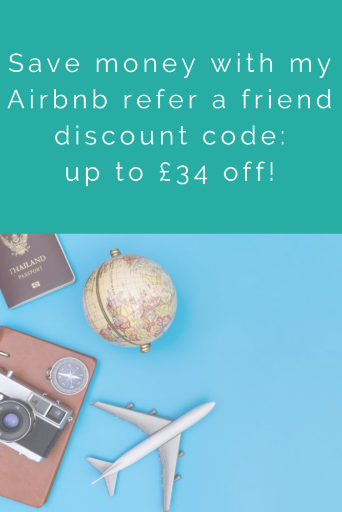 Save money with my Airbnb refer a friend discount code_ up to £34 off