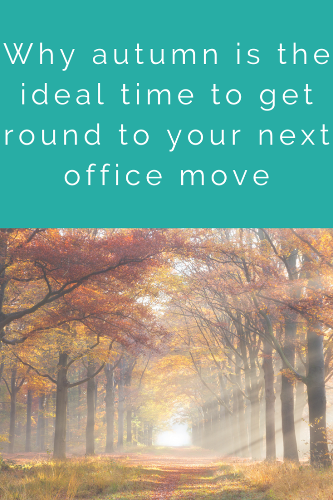 Why autumn is the ideal time to get round to your next office move (1)