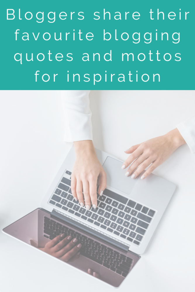 Blogging quotes and mottos for inspiration (1)