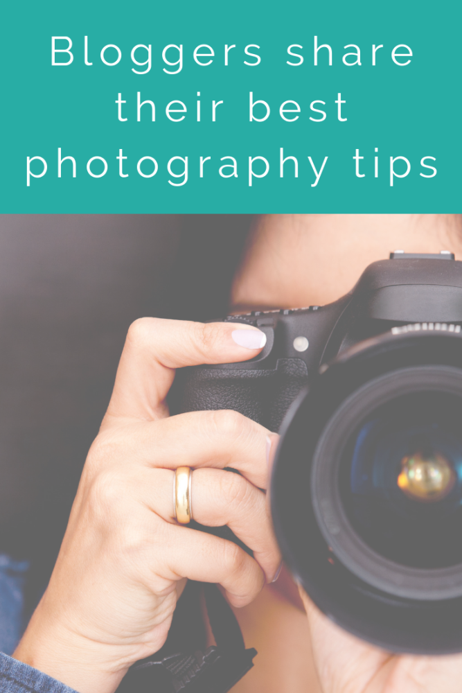 Bloggers share their best photography tips