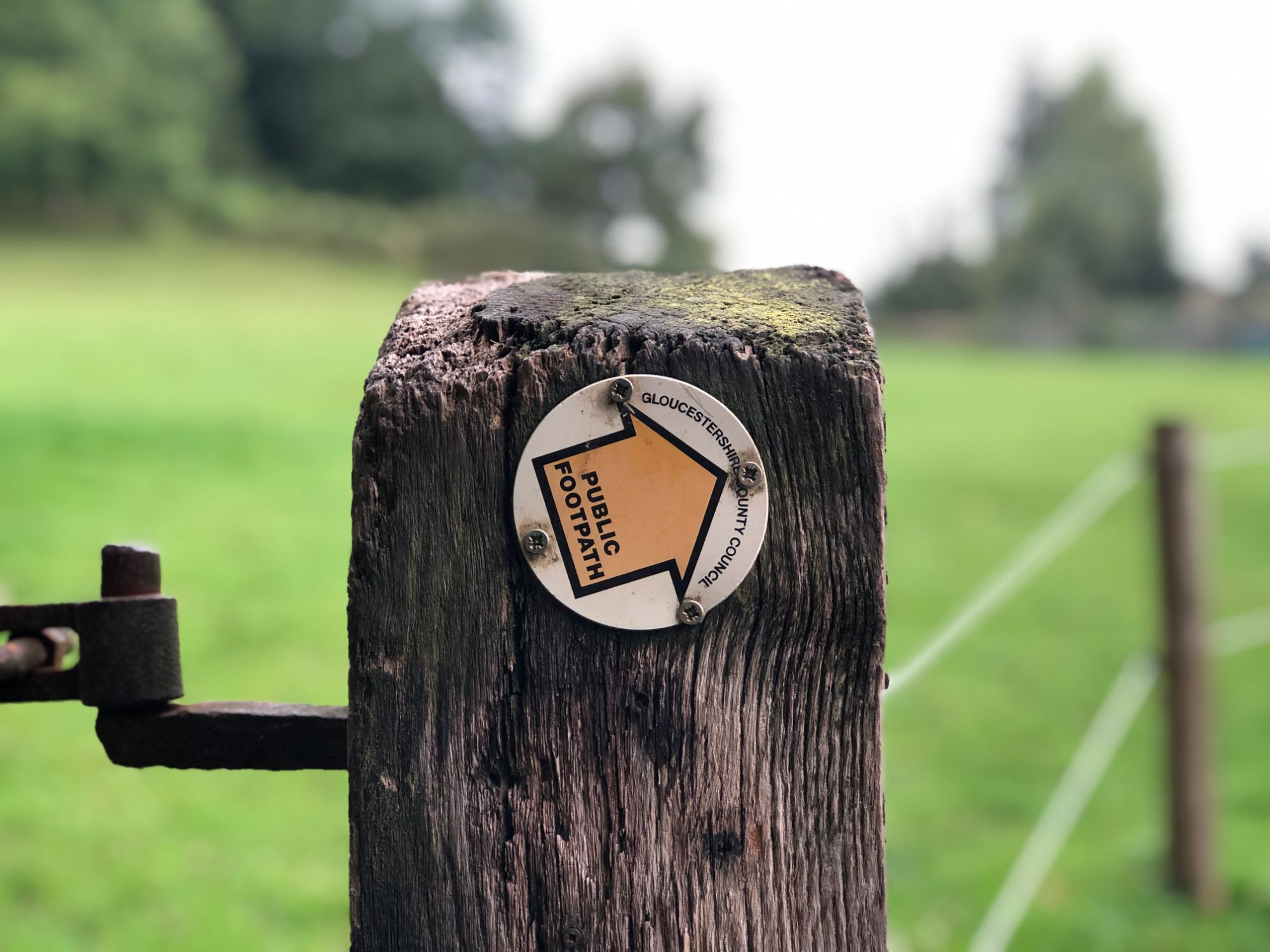 free stock image photo public footpath