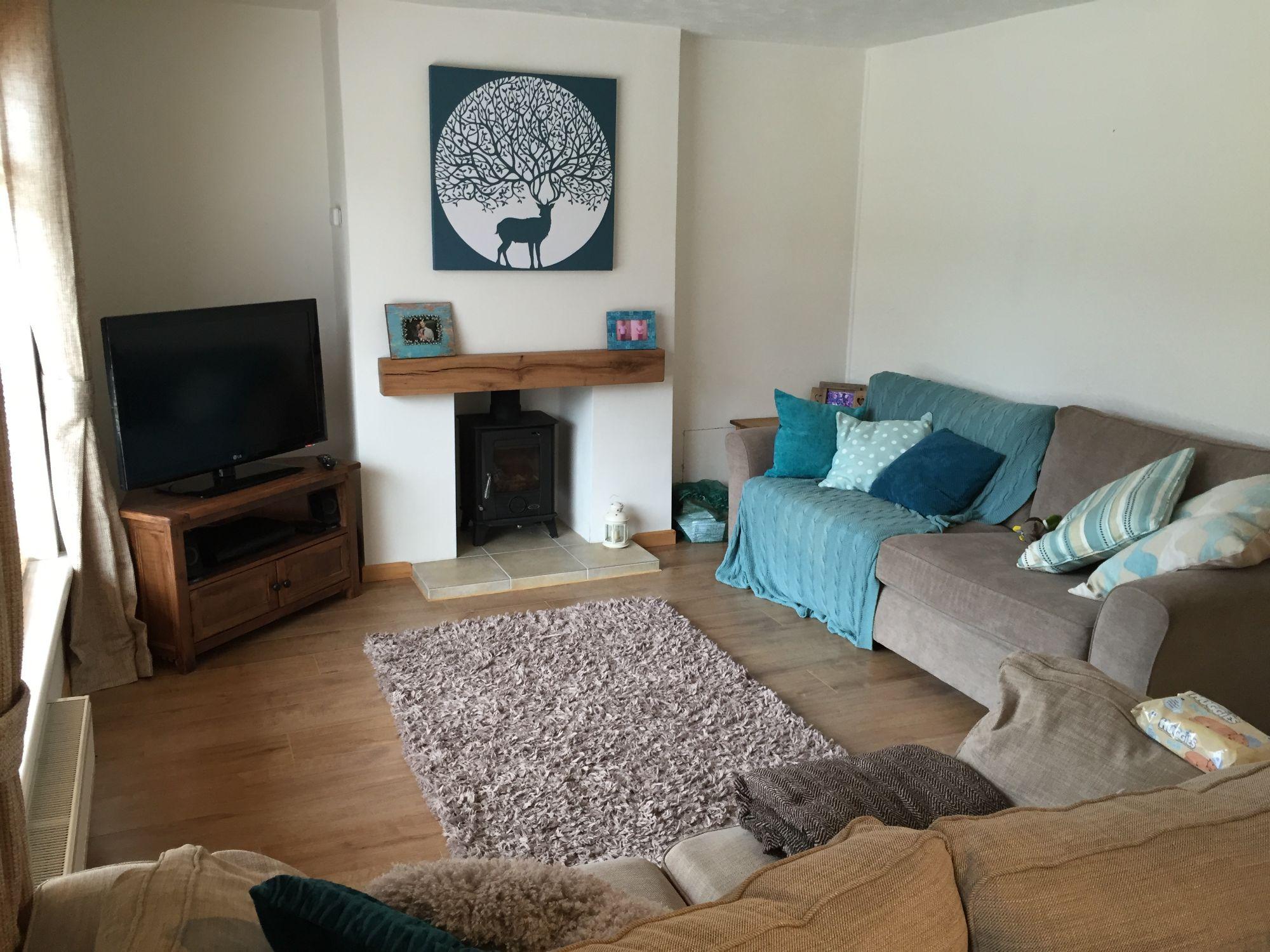 free stock image photo cosy living room