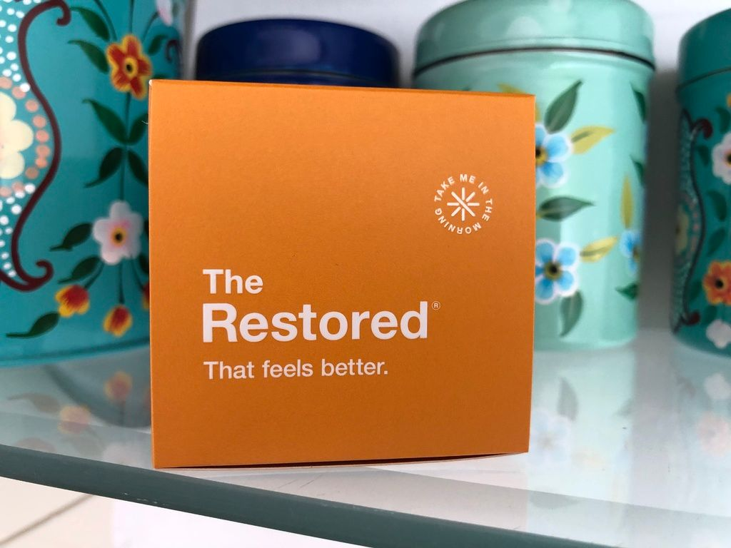 The Restored multivitamin review that feels better