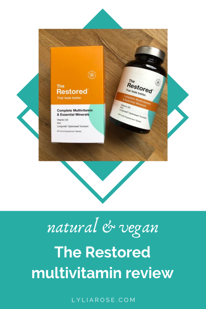 The Restored Complete Multivitamin review_ natural and vegan