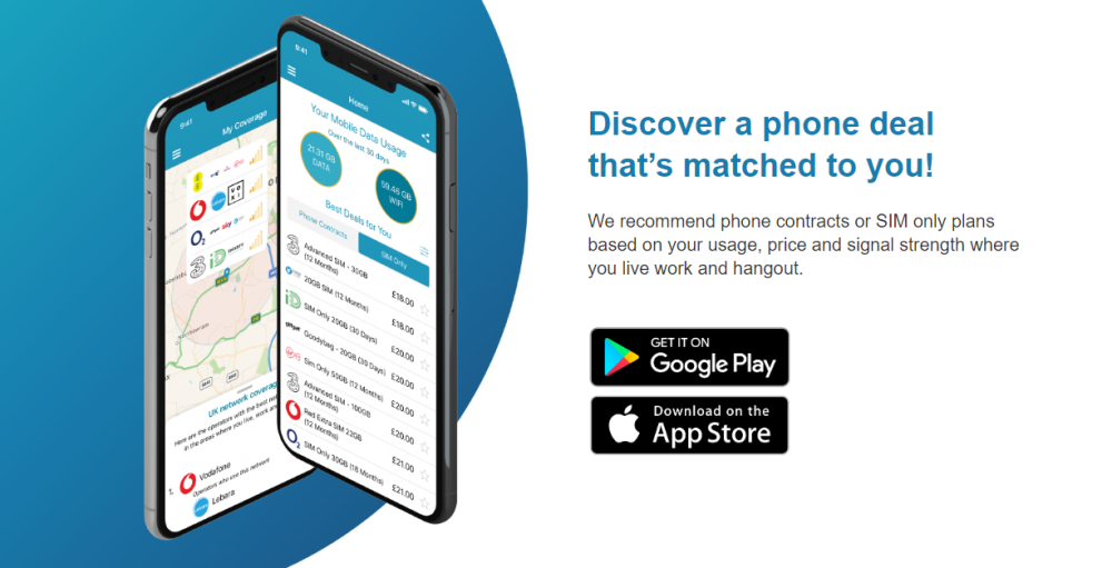 Save money: yboo will find your best mobile phone deal