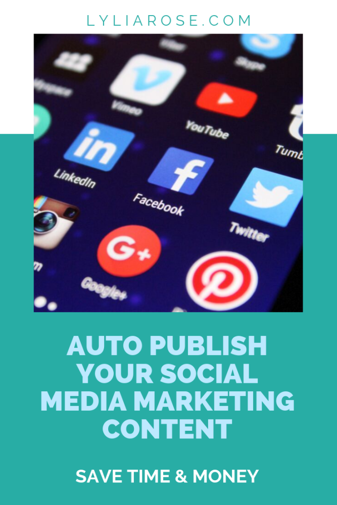 Auto publish your social media marketing content with ContentCal