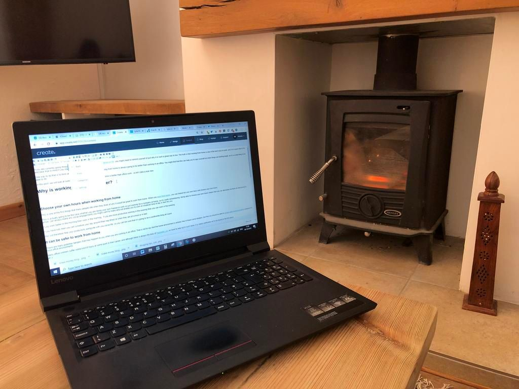 Why working from home is better than working in an office