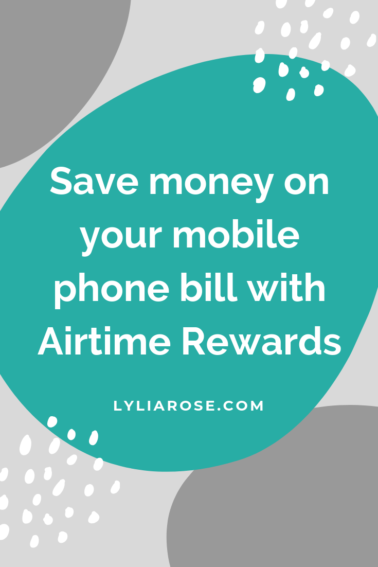 Save money on your mobile phone bill with Airtime Rewards (1)
