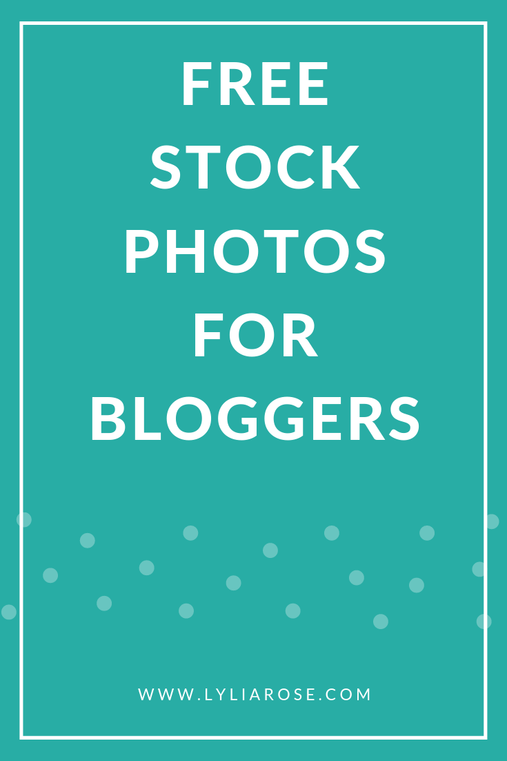 free stock photos images for bloggers websites