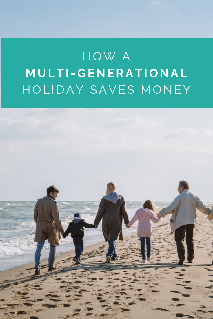 How a multi-generational holiday can save money (1)