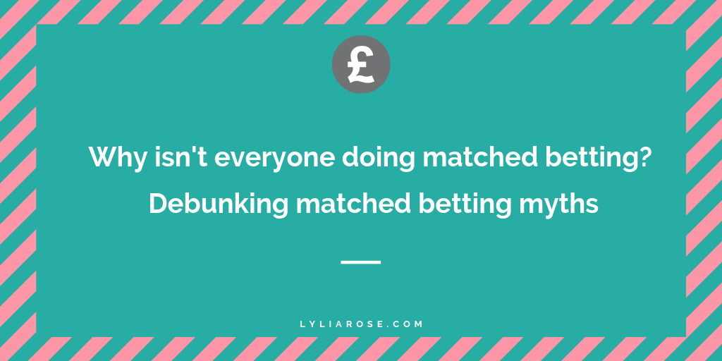 Why isnt everyone doing matched betting_ Debunking matched betting myths