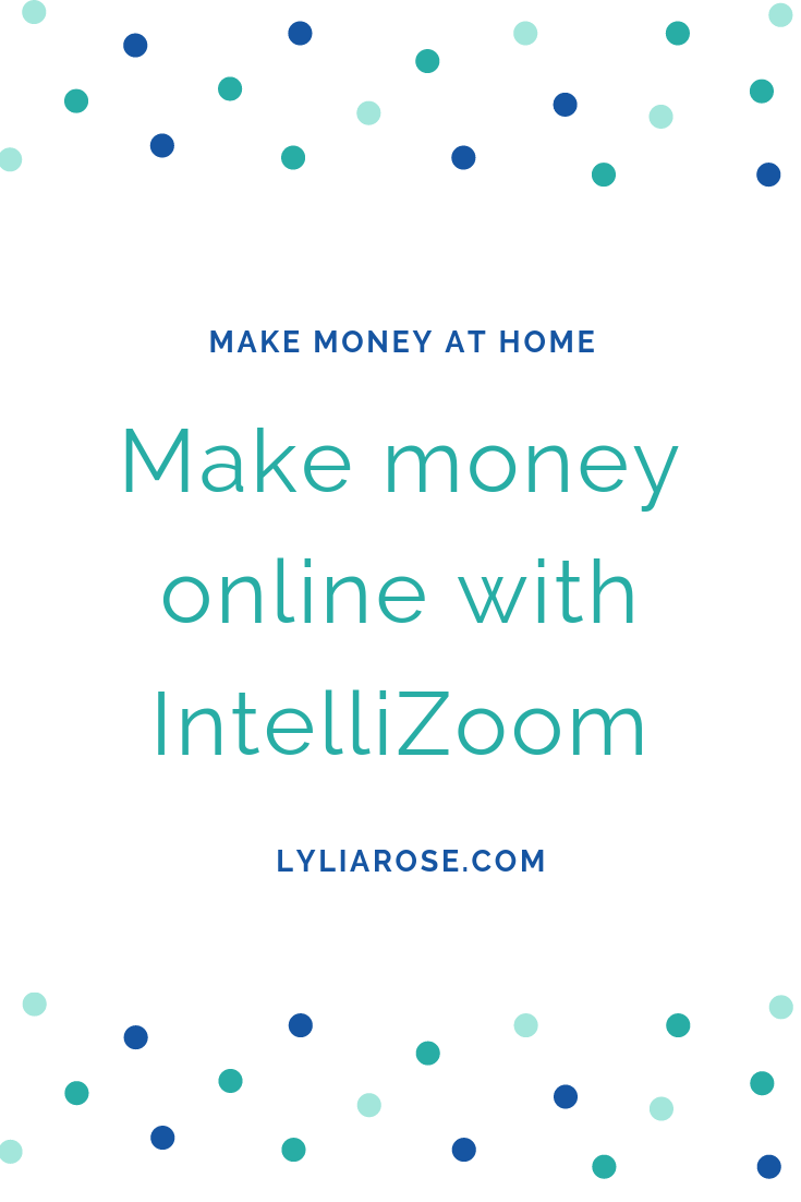 Make money online with IntelliZoom (1)