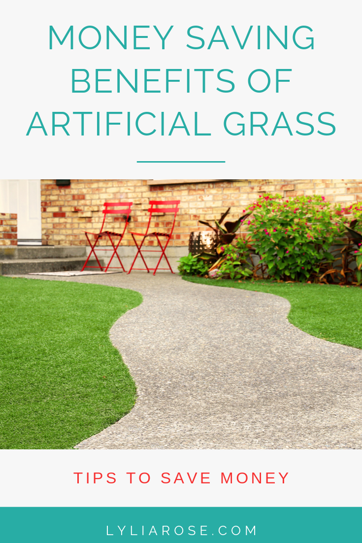 Money saving benefits of artificial grass (1)
