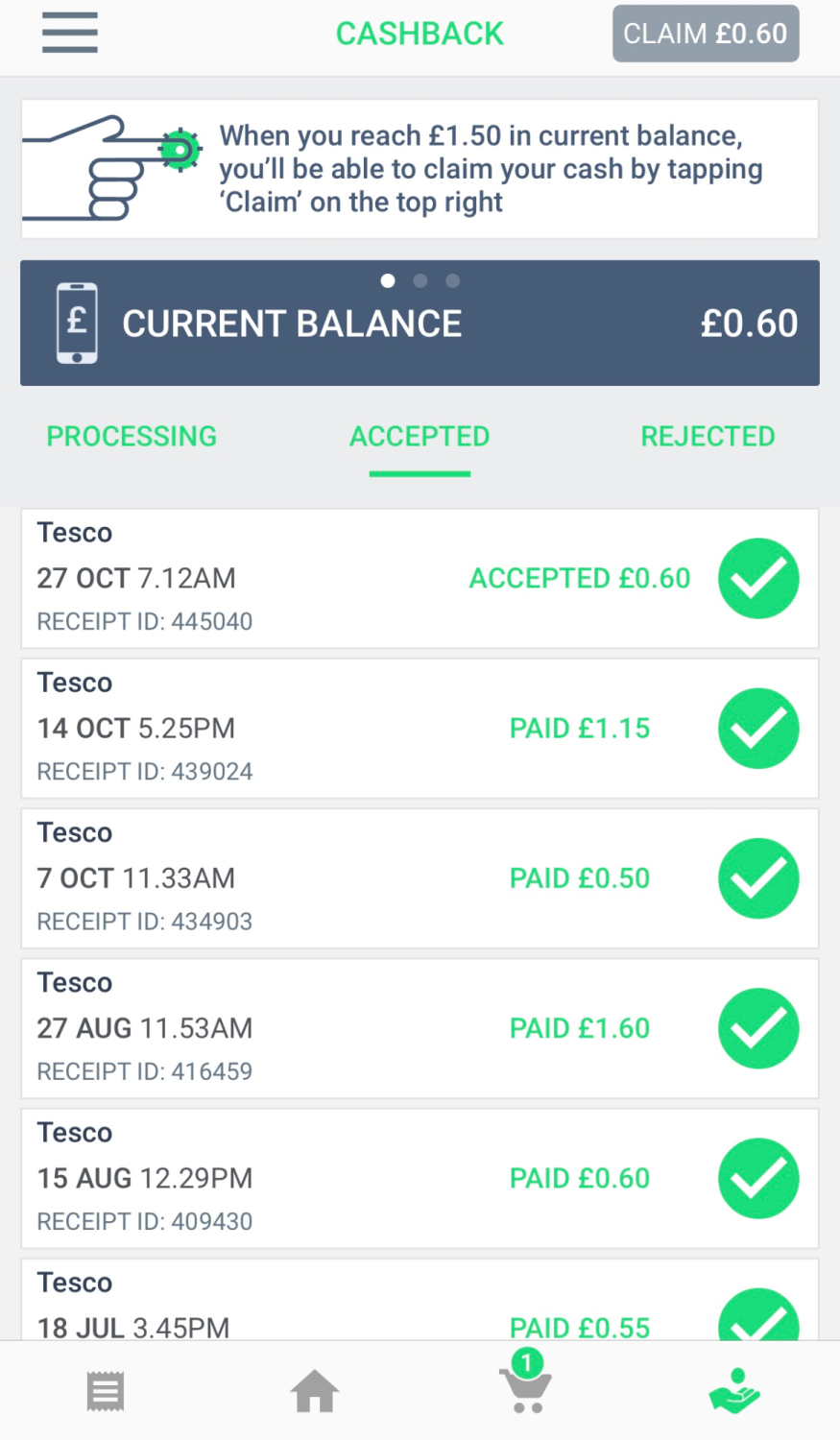 Save money at the supermarket with coupon app GreenJinn