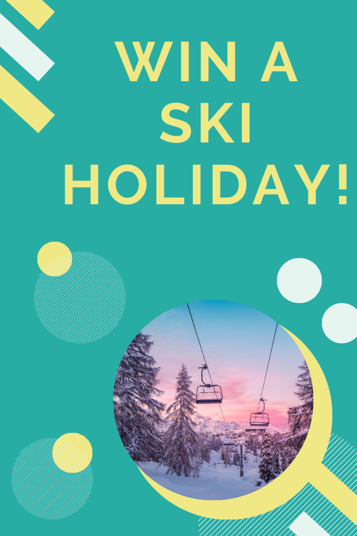Win a ski holiday