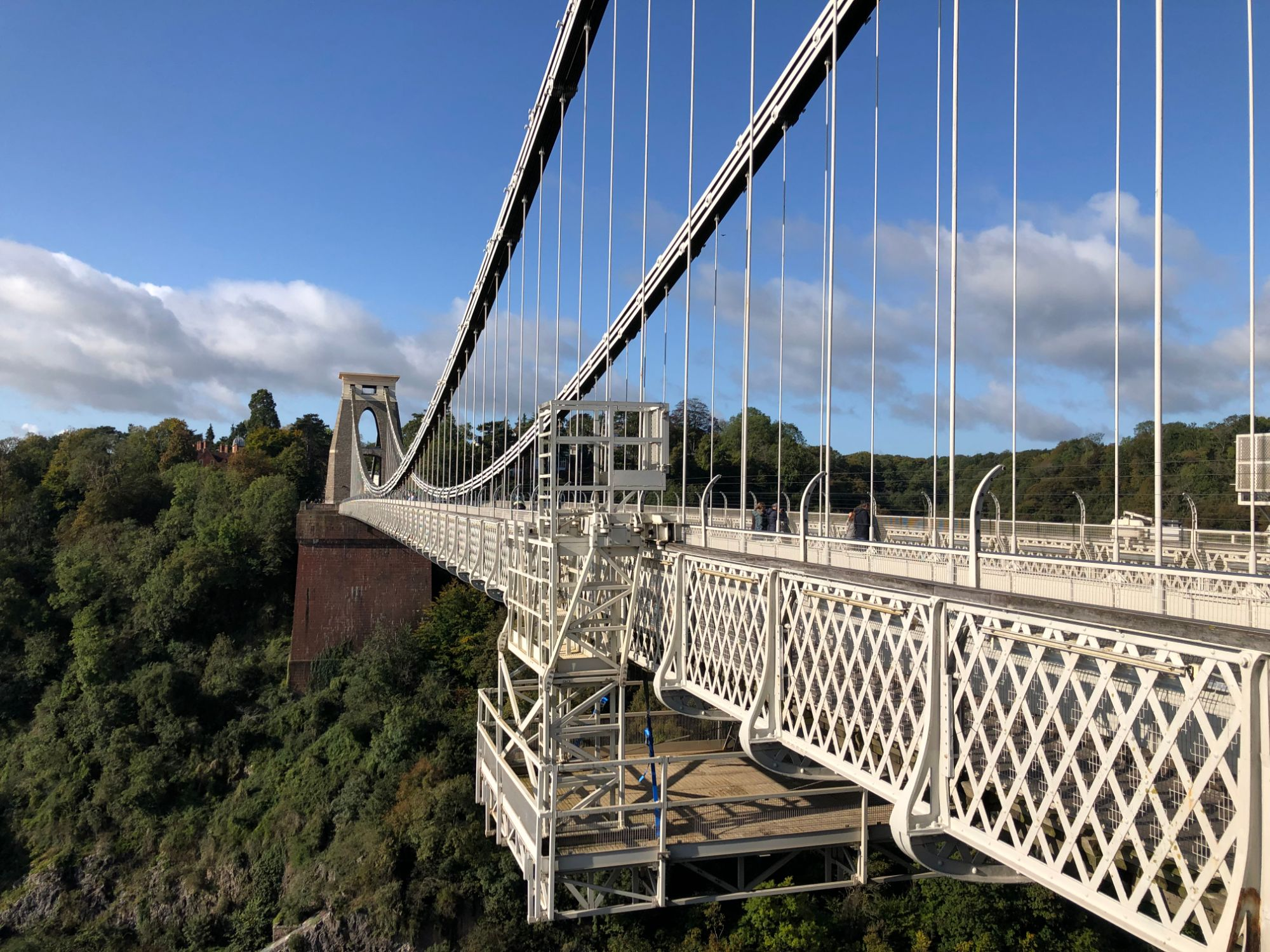 Free stock photo Bristol Suspension Bridge