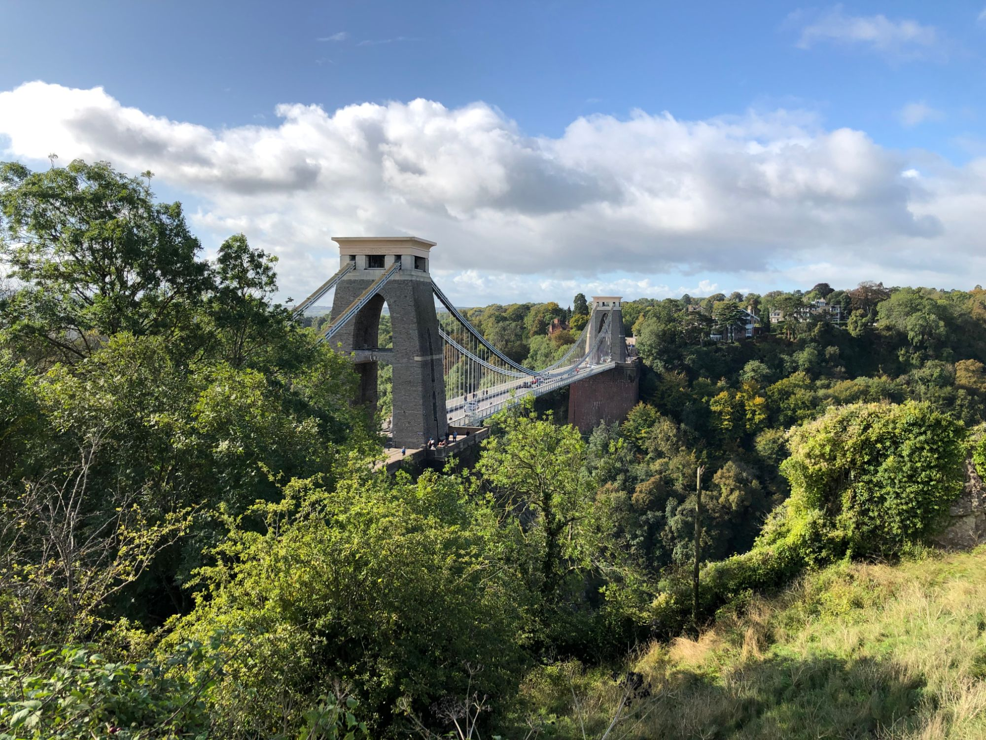 Free stock photo Bristol Clifton Suspension Bridge
