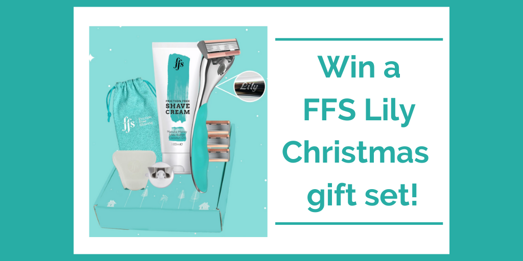 Win a FFS Lily Christmas gift set