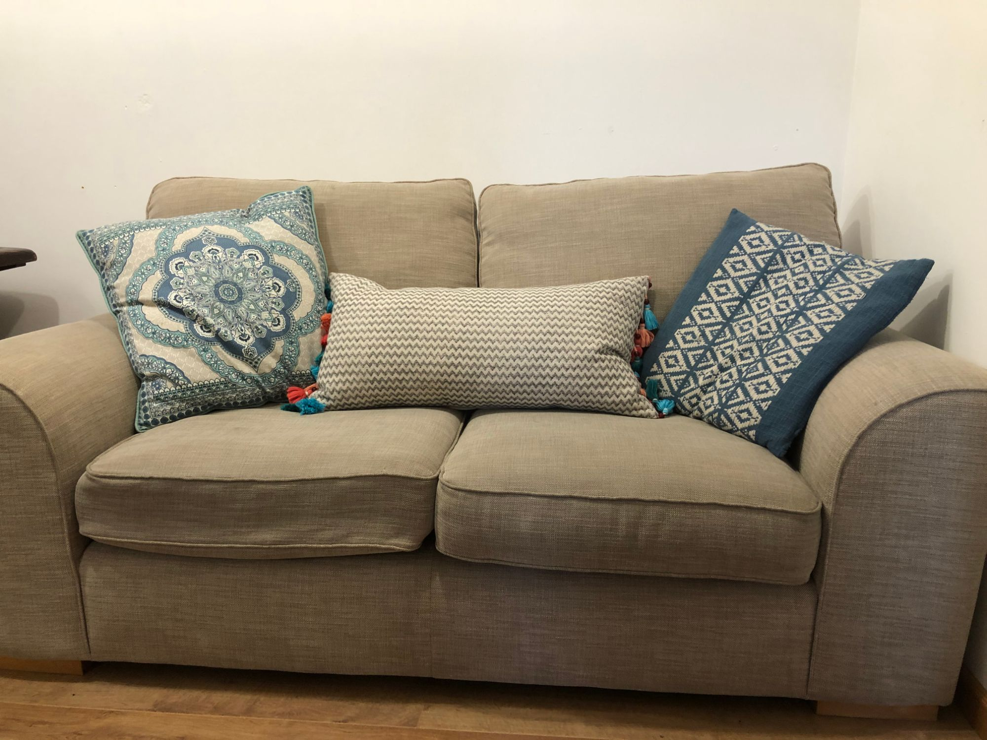 Free stock photo sofa cushions