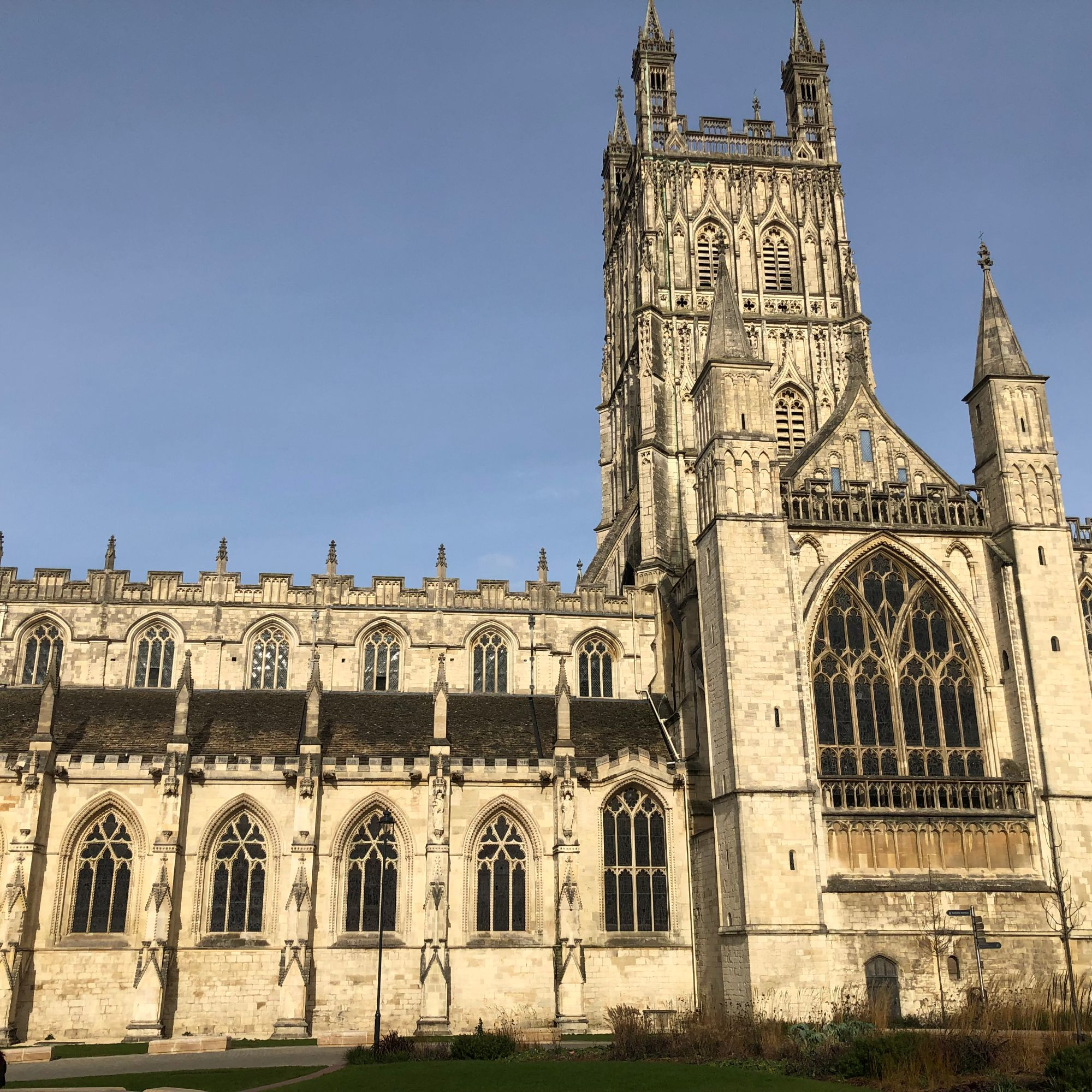 Free stock photo Gloucester Cathedral